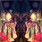 The Mindness (Album Cover) by Dancing-Deadlips