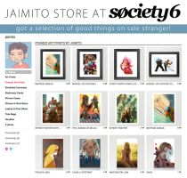 S6 store! Got a selection of good things on sale! by jaimito
