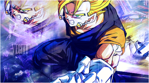 Super Vegito by MrLogic