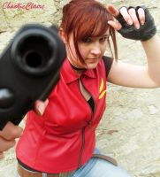Claire Redfield : Kill or be Killed by ChaoticClaire