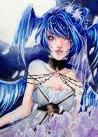 ACEO #35 ~ Moonlit by Vanilla-Mai