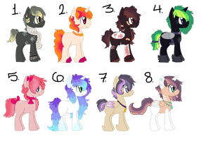 Pony Adopts CLOSED by Pawscratch