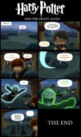 Harry potter in one page. by Mogura-no-kanji