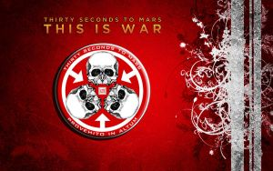 30 Seconds To Mars RED by Pabloan