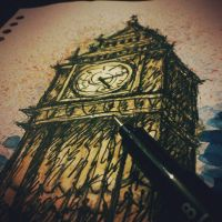 Big Ben by titus-studio