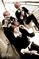 - Weasley Brothers - by TheLupin