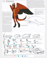 Mimihac species ref P1 by Incyray