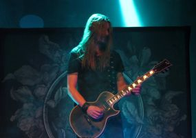 Amorphis, album release gig 2013 @ Circus 03 by Wolverica