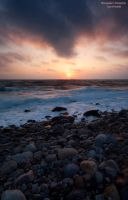Coast of Vestfold by cyberzon