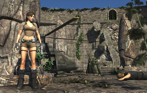 Bolivia - Tomb Raider Legend by No-Return