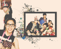 B1A4 wallpaper by raniaczek