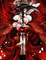 CM. Scarlet wings of the Fallen by KurosakiSasori-kun