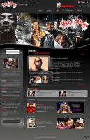 HIP HOP layout by TurokFreak