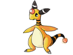 Ampharos by Phytias