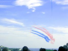 Red Arrows by Amy-Lou-Photography