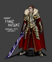 Franz - Sorgund General Armor by JIHAUS
