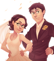 Happy Wedding by YanYu