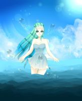 [ Myo ] Alive in the water~[CE] by Angie-Jagger
