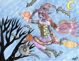 Bewitching hour by fatalrain