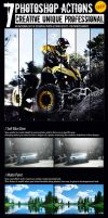Free Pro Essential PS Actions by Giallo86