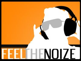Feel The Noize by Sandopep
