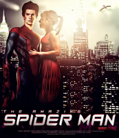 The Amazing Spider Man by CoolDes