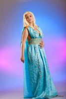 Daenerys, Qarth version by Miwako-cosplay