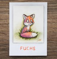 No Fuchs to Give by SeWoRig