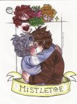 Mistletoe by StubbornFox