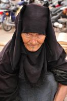Berber woman by DegsyJonesPhoto