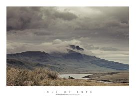 Trotternish, Scotland II by Stridsberg