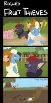 Rogues Side Mission Strip by Draco-Digi