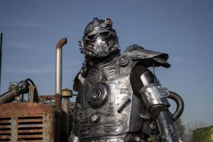 Zilochius Industries's Power Armor Mk I (10) by Zilochius