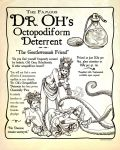 Dr Oh's Octopodiform Deterrent by ghostfire