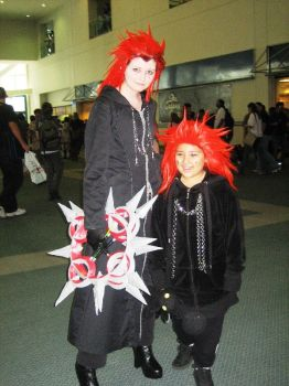 :Axel's Mini Me: by Lil-Kute-Dream