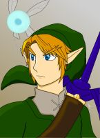 Link by Retro-Eternity