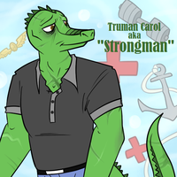 Applesocks - Strongman by blinkpen