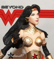 Wonder Woman Beyond custom by Chalana87