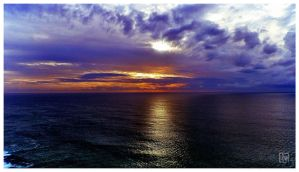 Byron Bay - Sunrise before the storm 2 by impia-dea
