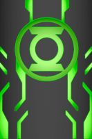 Green Lantern Costume idea background by KalEl7