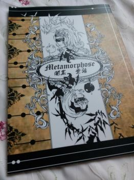 Metamorphose cover by Ether-Nether