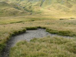 Water 101 - dry river in mountains by Momotte2stocks