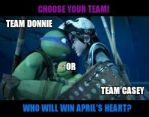 Donnie vs Casey by fearlessleader278