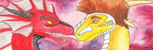 T'n'T Bookmark by wolfgryph