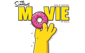 Simpsons Movie Wallpaper 1 by fonsecajipa