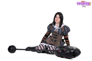 Studio photo Eurocosplay Alice Madness Returns by Mars-ii
