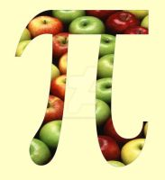 Apple Pi by unclefrogface