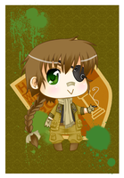 Chibi Pip - Wild Geese by Requiem-for-Zachy
