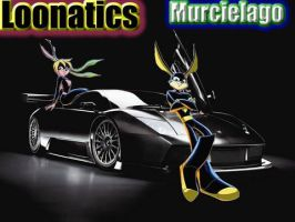 Loonatics: Murcielago by CrystalTigeress990