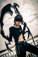 Dead Master [Black Rock Shooter] by nameoftheyear